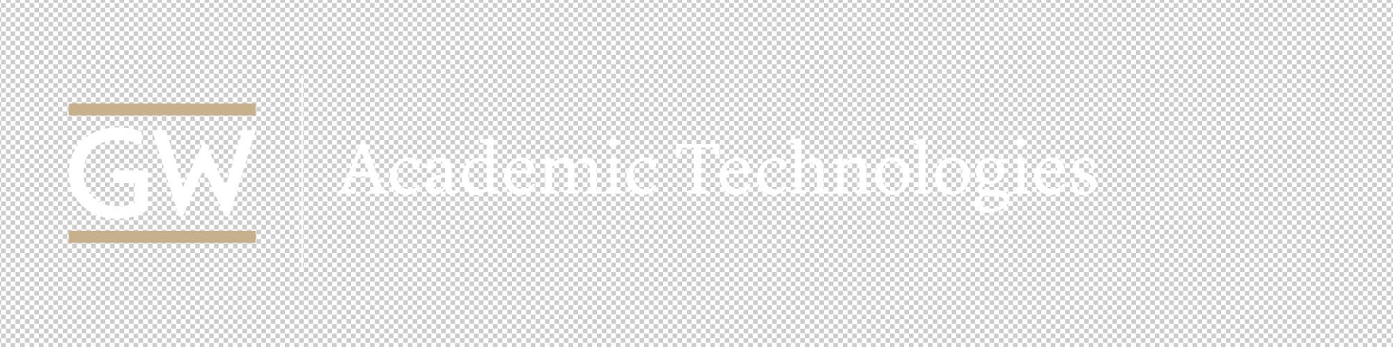 AT logo buff and white