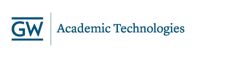 AT logo blue