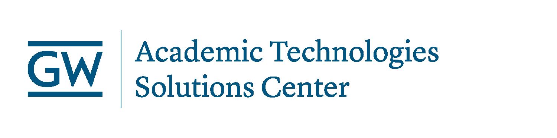AT Solutions Center logo blue