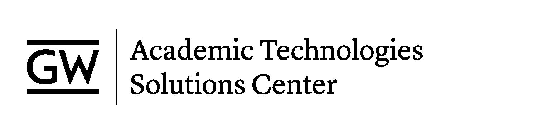 AT Solutions Center logo black
