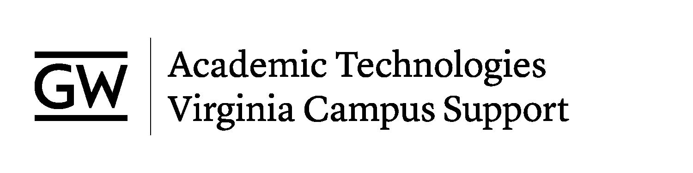 AT VSTC Support logo black