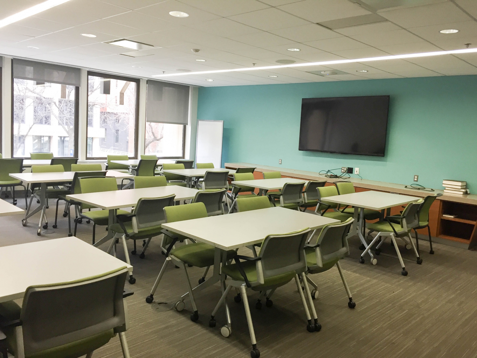 Gelman Library Academic Event Space and Study Room 219
